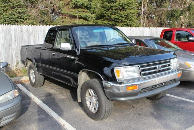 Toyota Colchester 1998 Toyota T100 | 1998 Toyota T100 Car for Sale in ...