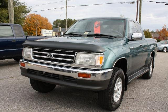 1998 toyota t100 sr5 xtracab for sale in smithfield. Black Bedroom Furniture Sets. Home Design Ideas