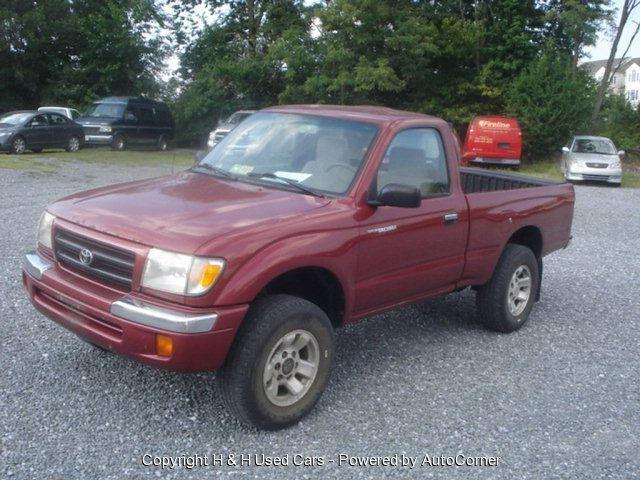 1998 toyota tacoma for sale in purcellville virginia classified. Black Bedroom Furniture Sets. Home Design Ideas