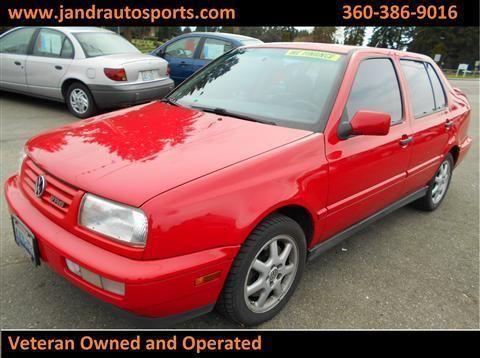 1998 Volkswagen Jetta Sedan GLX Sedan 4D for Sale in Marysville, Washington Classified ...