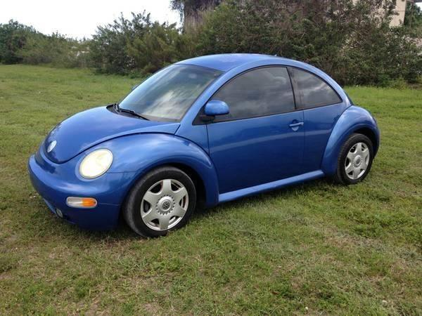 1998 VW New Beetle 5spd, Cold AC, 139k