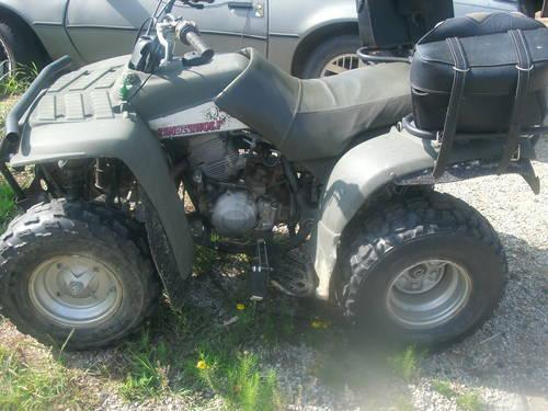 1998 Yamaha Timberwolf 250 Atv 2 Wheel Drive 5 Speed Goodtires For Sale In Adaton  Mississippi