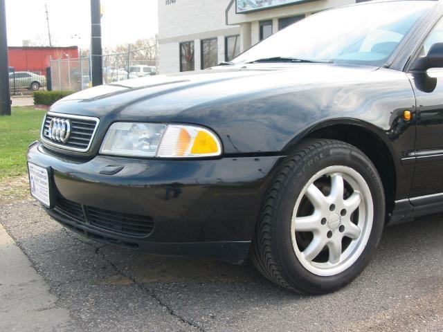 1998 Audi A4 1.8T quattro for Sale in Redford, Michigan Classified ...