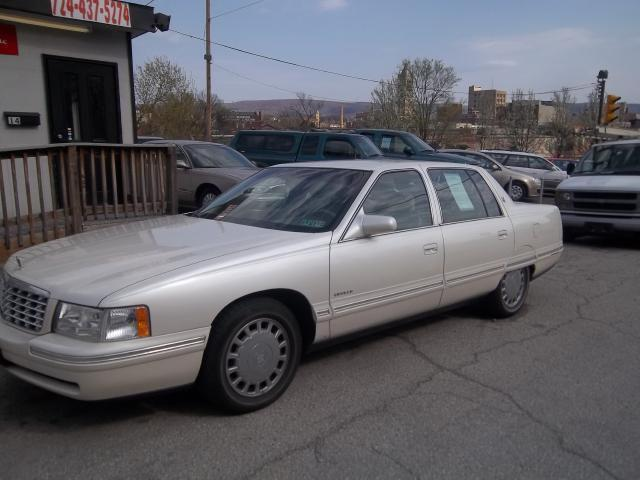 1998 cadillac deville for sale in uniontown pennsylvania classified americ. Cars Review. Best American Auto & Cars Review