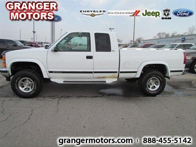 1998 chevrolet 1500 silverado for sale in granger iowa for Granger motors used cars