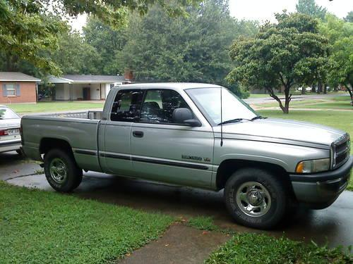 1998 dodge ram 1500 quad cab silver 137500 mi for sale in west memphis arkansas classified. Black Bedroom Furniture Sets. Home Design Ideas