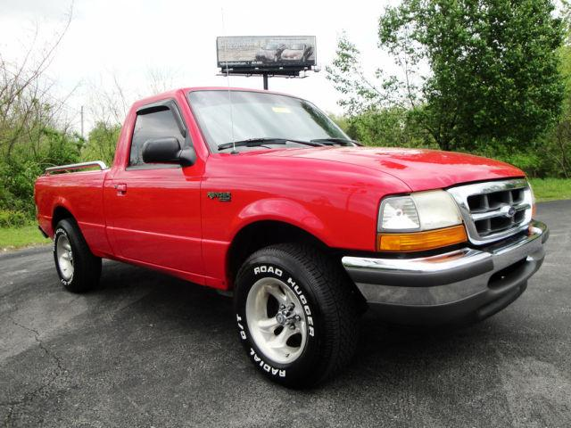 1998 ford ranger for sale in madison tennessee classified. Black Bedroom Furniture Sets. Home Design Ideas