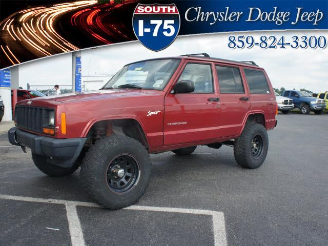 1998 jeep cherokee sport for sale in crittenden kentucky classified. Cars Review. Best American Auto & Cars Review