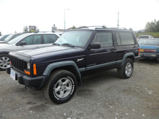 1998 jeep cherokee sport for sale in anchorage alaska classified. Cars Review. Best American Auto & Cars Review