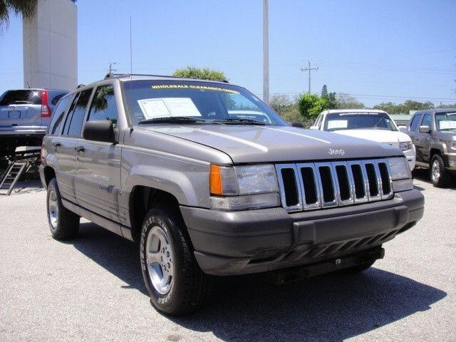 1998 jeep grand cherokee laredo for sale in sarasota florida. Cars Review. Best American Auto & Cars Review