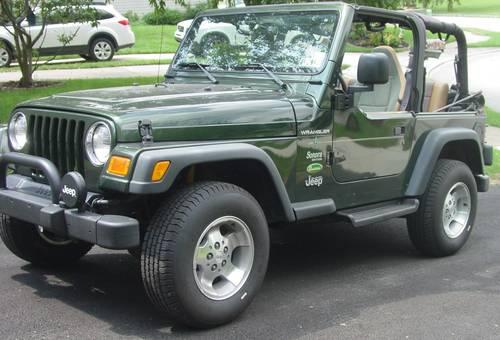 jeep wrangler for sale by owner in pa. Black Bedroom Furniture Sets. Home Design Ideas