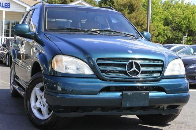1998 mercedes benz m class ml320 for sale in for 1998 mercedes benz ml320