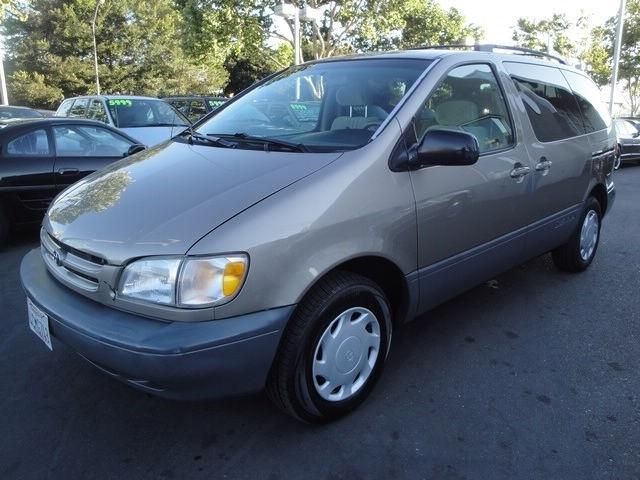 1998 toyota sienna le for sale in san leandro california for Bay city motors san leandro ca