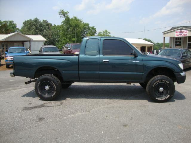 1998 toyota tacoma for sale in laurens south carolina classified. Black Bedroom Furniture Sets. Home Design Ideas