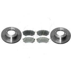 1999-04 Toyota Tacoma Brake Pad & Rotor Kit MD799,