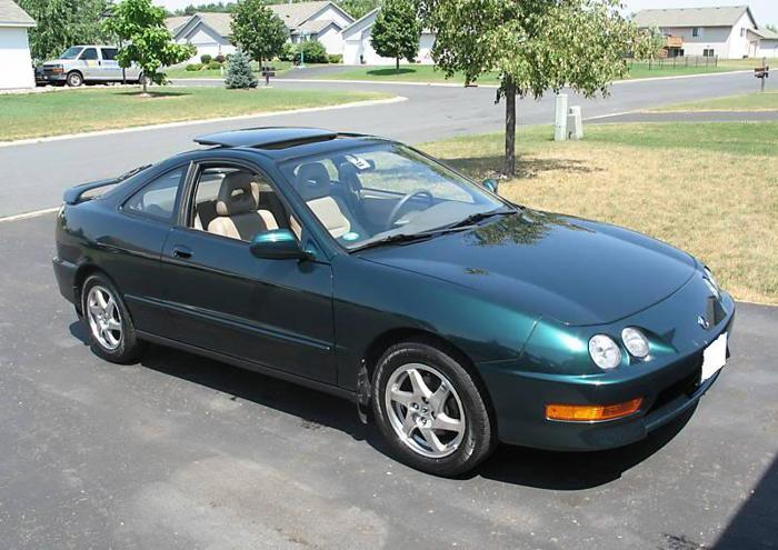 1999 acura integra gsr for sale in chicago illinois. Black Bedroom Furniture Sets. Home Design Ideas