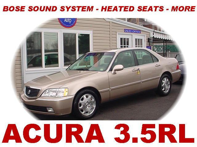 1999 acura rl 3 5 for sale in leetsdale pennsylvania. Black Bedroom Furniture Sets. Home Design Ideas