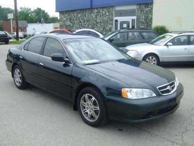 1999 Acura TL 32
