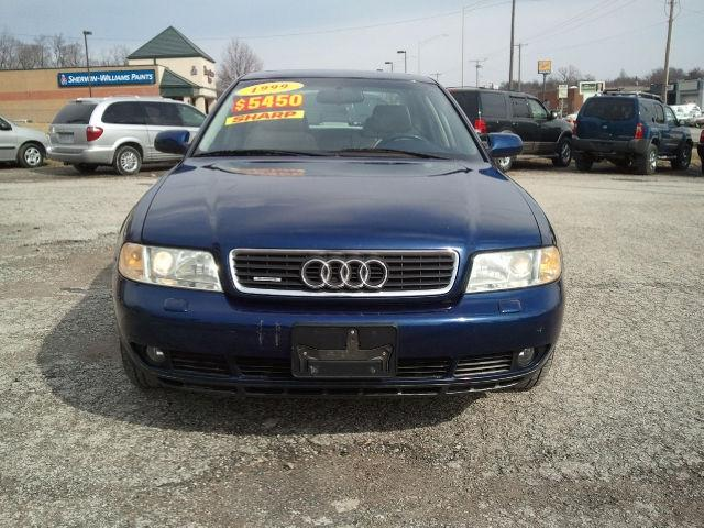 1999 audi a4 1 8t for sale in kansas city missouri classified. Black Bedroom Furniture Sets. Home Design Ideas