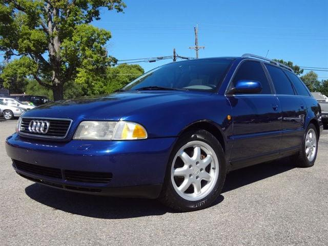 1999 audi a4 2 8 avant quattro for sale in fairfield ohio. Black Bedroom Furniture Sets. Home Design Ideas