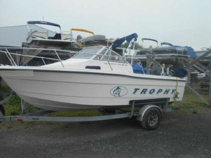 1999 Bayliner 1802 Trophy For Sale In Dallas Texas