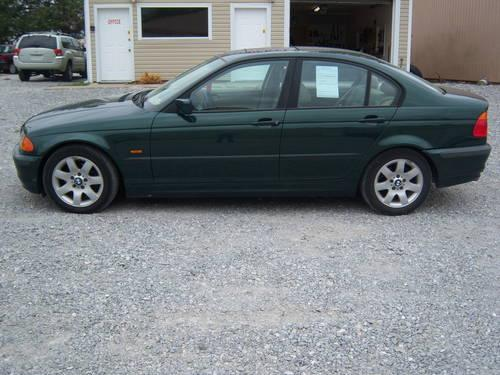 1999 Bmw 323i  Green  Auto  Loaded W   Leather  For Sale In