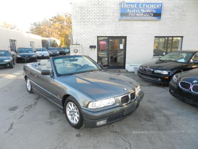 1999 BMW 328 iC Virginia Beach VA for Sale in Virginia