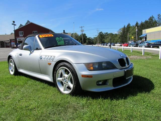 1999 Bmw Z3 2 8 Coupe For Sale In Glenmont New York