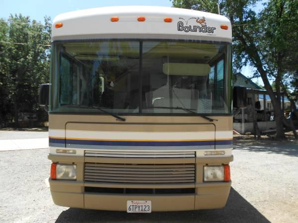1999 bounder rv for sale by owner 1999 motorhome in red bluff ca 4322358183 used. Black Bedroom Furniture Sets. Home Design Ideas