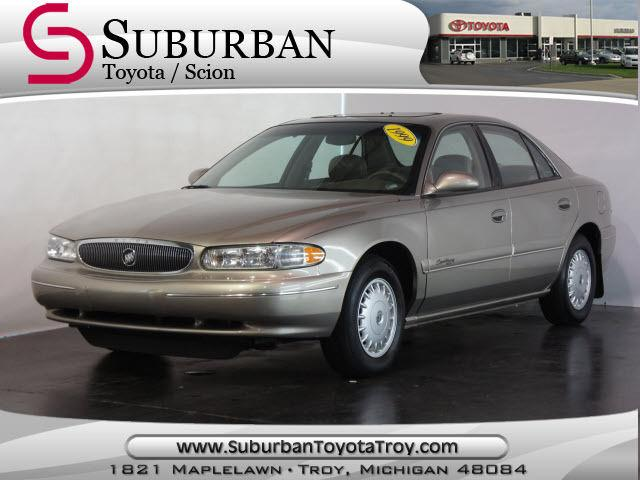 1999 buick century limited for sale in troy michigan. Black Bedroom Furniture Sets. Home Design Ideas
