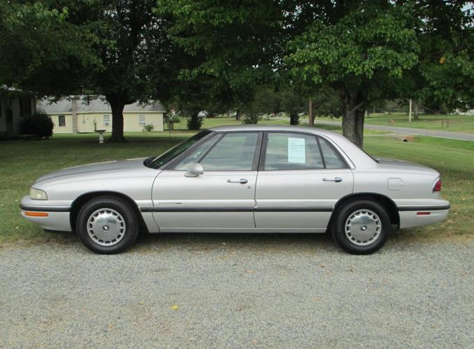 1999 Buick LeSabre Cold Air 3800 Motor Great On Gas!!