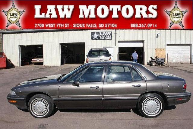 1999 buick lesabre custom for sale in sioux falls south for Law motors sioux falls