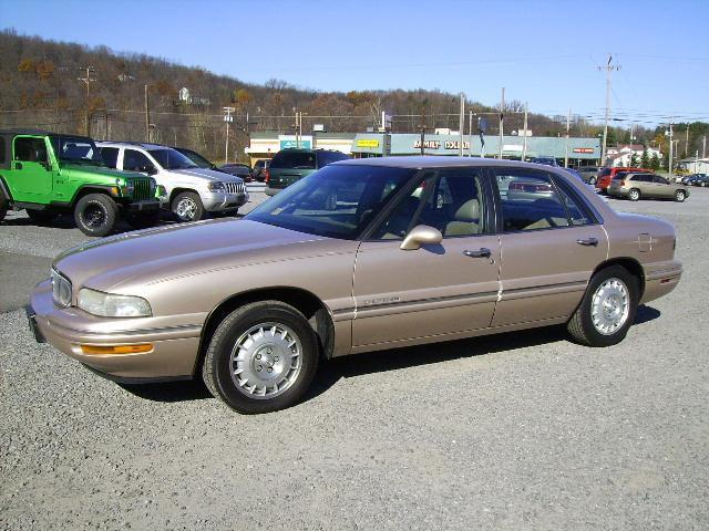 1999 Buick Lesabre Limited For Sale In Portage