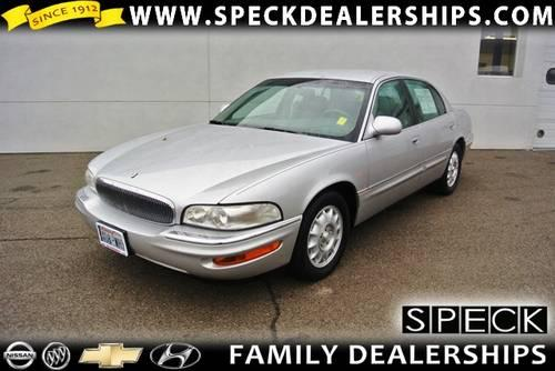 1999 Buick Park Avenue 4dr Car For Sale In North Prosser