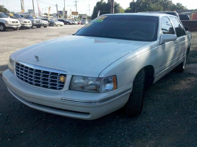 1999 cadillac deville 1999 cadillac deville car for sale for Lakeland motor vehicle and driver license services lakeland fl