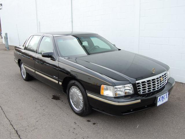 1999 cadillac deville d 39 elegance for sale in lorain ohio. Black Bedroom Furniture Sets. Home Design Ideas