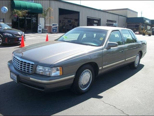 1999 cadillac deville d 39 elegance for sale in pittsburg california classi. Cars Review. Best American Auto & Cars Review