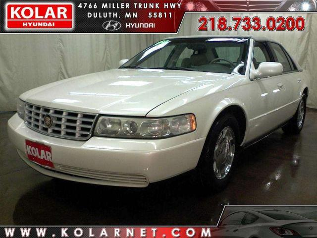 1999 Cadillac Seville Sls For Sale In Duluth  Minnesota