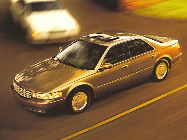 1999 Cadillac Seville STS STS 4dr Sedan