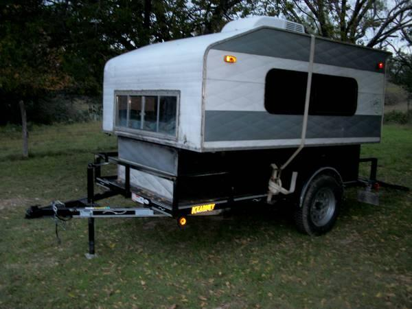 Used Coleman Travel Trailer Texas