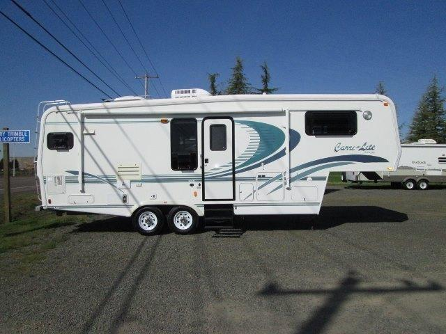 1999 Carriage Carri Lite Fifth Wheel 1 Owner 28ft With