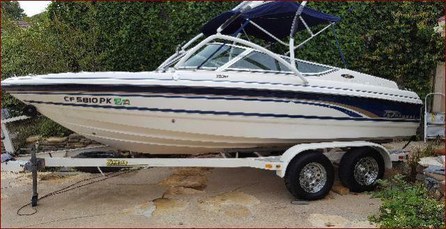 1999 Chaparral 1930 SS Boat For Sale in Agoura Hills,