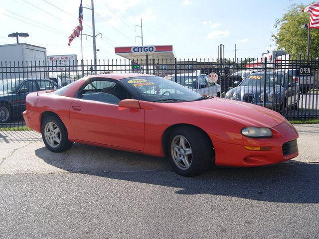 1999 Chevrolet Camaro For Sale In Metairie Louisiana