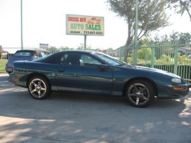 1999 Chevrolet Camaro Z28 For Sale In Houston Texas