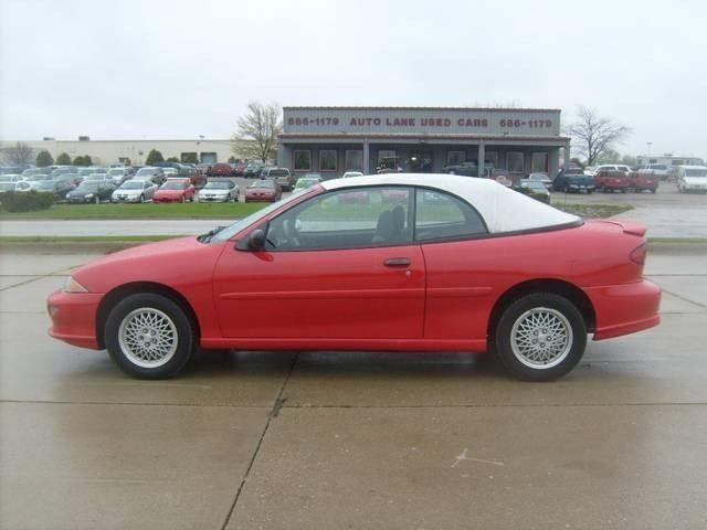 1999 chevrolet cavalier z24 for sale in peoria illinois classified. Black Bedroom Furniture Sets. Home Design Ideas