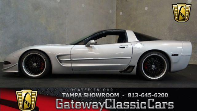 1999 Chevrolet Corvette T-Tops #603TPA