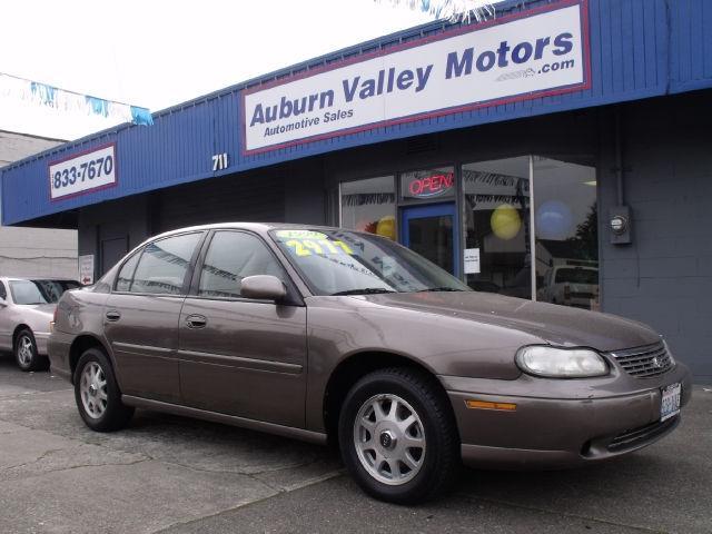 1999 Chevrolet Malibu Ls For Sale In Auburn Washington