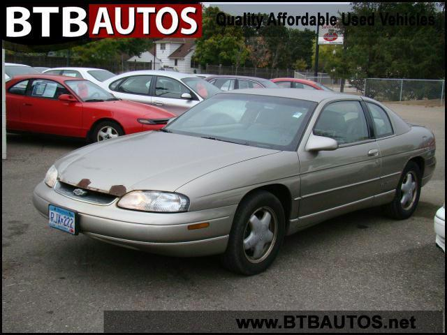 1999 chevrolet monte carlo ls for sale in hopkins. Black Bedroom Furniture Sets. Home Design Ideas