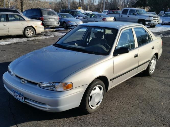 1999 Chevrolet Prizm 4dr Sdn For Sale In Andover