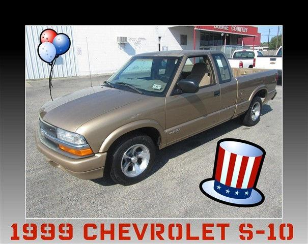 1999 chevrolet s 10 ls for sale in killeen texas classified. Black Bedroom Furniture Sets. Home Design Ideas